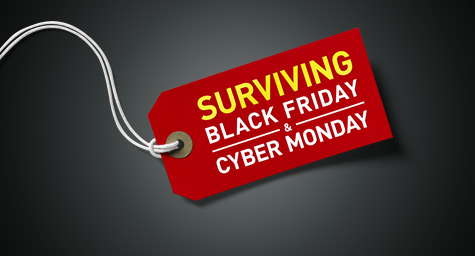 How To Survive Black Friday and Cyber Monday Like An Ace!