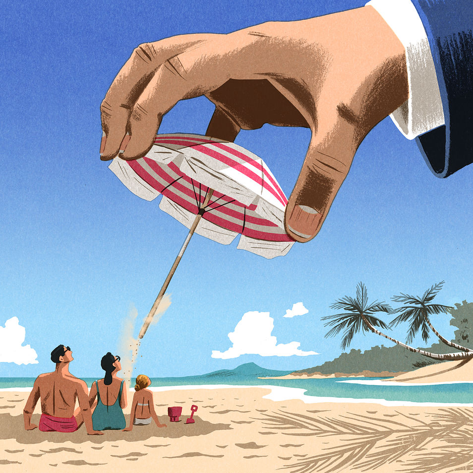 Should You Use a Home Equity Loan or Line of Credit for Vacation?