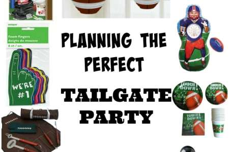 TIPS TO THROW A PERFECT TAILGATE