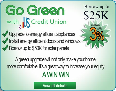 Go Green Loans promotional image